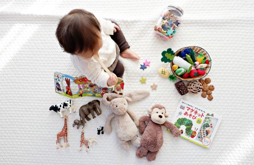 5 sfaturi pentru organizarea casei atunci cand ai copii